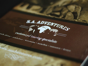 South African Adventures Catalogue