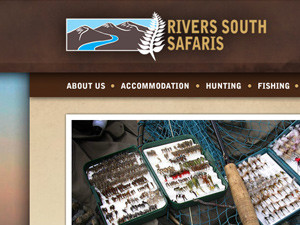 Rivers South Safaris Resort Website