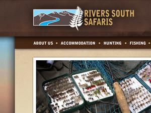 Rivers South Safaris Resort Website