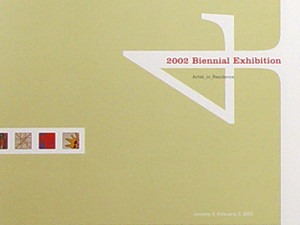 Biennial Exhibit Catalogue