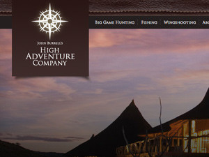 High Adventure Company Interface