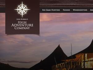 High Adventure Company Interface