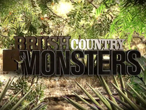 Brush Country Monsters